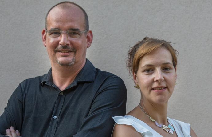 Guido Corbesier & Griet Dierckx